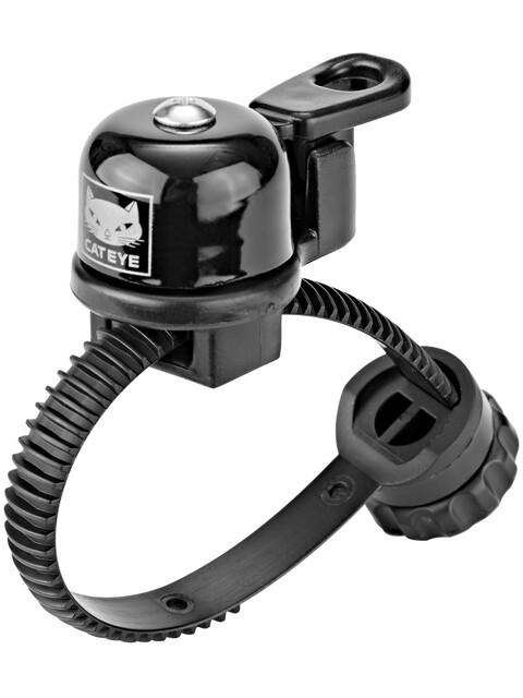 CatEye OH-2400 Micro Brass Bike Bell black